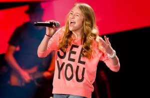 Kids singen bei The Voice of Germany